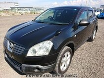 Used 2009 NISSAN DUALIS BG509577 for Sale for Sale
