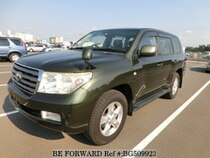 Used 2007 TOYOTA LAND CRUISER BG509923 for Sale for Sale