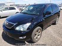 Used 2007 TOYOTA HARRIER BG510923 for Sale for Sale
