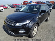 Used 2012 LAND ROVER RANGE ROVER EVOQUE BG511221 for Sale for Sale