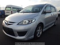 Used 2008 MAZDA PREMACY BG511173 for Sale for Sale