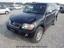 Used 2006 MITSUBISHI PAJERO BG512397 for Sale for Sale