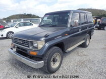 Used 1991 TOYOTA LAND CRUISER PRADO BG512399 for Sale for Sale