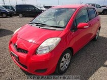 Used 2009 TOYOTA VITZ BG511399 for Sale for Sale