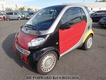 Used 2001 SMART COUPE BG511616 for Sale for Sale