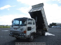 Used 1986 HINO RANGER BG512369 for Sale for Sale