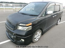 Used 2002 TOYOTA VOXY BG511522 for Sale for Sale