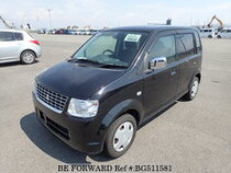 Used 2009 MITSUBISHI EK WAGON BG511581 for Sale for Sale