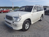 Used 2001 TOYOTA LAND CRUISER BG512394 for Sale for Sale
