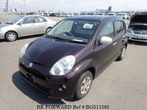 Used 2010 TOYOTA PASSO BG511585 for Sale for Sale