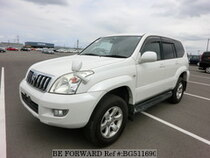 Used 2008 TOYOTA LAND CRUISER PRADO BG511690 for Sale for Sale