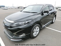 Used 2014 TOYOTA HARRIER BG511695 for Sale for Sale