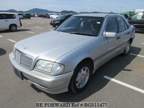 Used 2000 MERCEDES-BENZ C-CLASS BG511477 for Sale for Sale