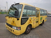 Used 2006 TOYOTA COASTER BG511803 for Sale for Sale