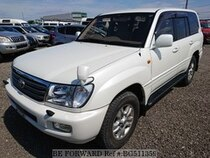 Used 2003 TOYOTA LAND CRUISER BG511359 for Sale for Sale