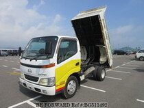 Used 2000 HINO DUTRO BG511492 for Sale for Sale