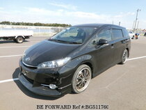 Used 2013 TOYOTA WISH BG511760 for Sale for Sale