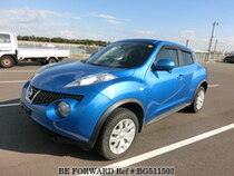 Used 2010 NISSAN JUKE BG511503 for Sale for Sale