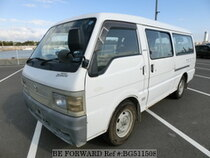 Used 2005 MAZDA BONGO BRAWNY VAN BG511508 for Sale for Sale