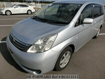 Used 2004 TOYOTA ISIS BG511511 for Sale for Sale