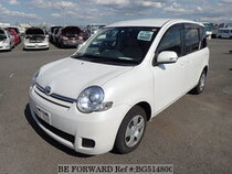 Used 2014 TOYOTA SIENTA BG514800 for Sale for Sale