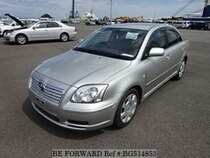 Used 2004 TOYOTA AVENSIS BG514853 for Sale for Sale