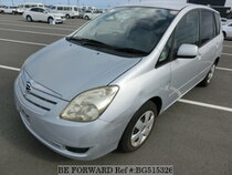 Used 2003 TOYOTA COROLLA SPACIO BG515326 for Sale for Sale
