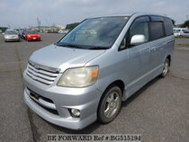 Used 2002 TOYOTA NOAH BG515194 for Sale for Sale