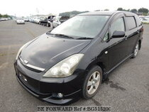 Used 2004 TOYOTA WISH BG515200 for Sale for Sale