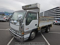 Used 2003 ISUZU ELF TRUCK BG515470 for Sale for Sale