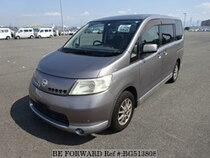 Used 2005 NISSAN SERENA BG513808 for Sale for Sale