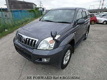 Used 2002 TOYOTA LAND CRUISER PRADO BG516584 for Sale for Sale
