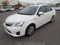 Used 2014 TOYOTA COROLLA AXIO BG516979 for Sale for Sale