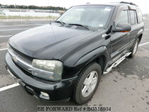 Used 2002 CHEVROLET TRAILBLAZER BG516934 for Sale for Sale