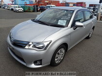 Used 2014 TOYOTA COROLLA AXIO BG516958 for Sale for Sale