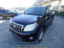 Used 2013 TOYOTA LAND CRUISER PRADO BG518679 for Sale for Sale