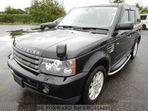 Used 2008 LAND ROVER RANGE ROVER SPORT BG518491 for Sale for Sale