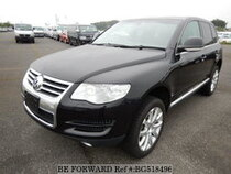 Used 2010 VOLKSWAGEN TOUAREG BG518496 for Sale for Sale