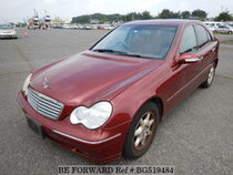 Used 2003 MERCEDES-BENZ C-CLASS BG519484 for Sale for Sale