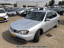 Used 2000 NISSAN PRIMERA BG519817 for Sale for Sale