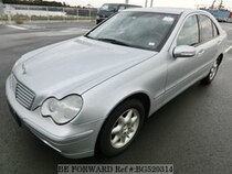 Used 2001 MERCEDES-BENZ C-CLASS BG520314 for Sale for Sale