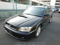 Used 2002 SUBARU LEGACY TOURING WAGON BG520254 for Sale for Sale