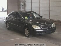 Used 1999 MERCEDES-BENZ S-CLASS BG520301 for Sale for Sale