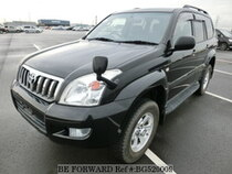 Used 2005 TOYOTA LAND CRUISER PRADO BG520009 for Sale for Sale