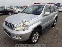Used 2003 TOYOTA LAND CRUISER PRADO BG520170 for Sale for Sale