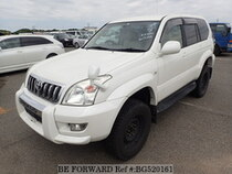 Used 2003 TOYOTA LAND CRUISER PRADO BG520161 for Sale for Sale