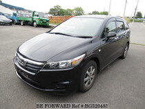 Used 2008 HONDA STREAM BG520485 for Sale for Sale
