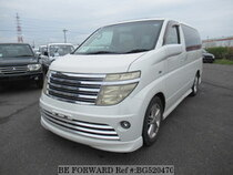 Used 2003 NISSAN ELGRAND BG520470 for Sale for Sale