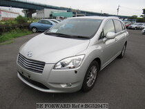 Used 2009 TOYOTA MARK X ZIO BG520473 for Sale for Sale