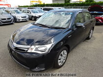 Used 2014 TOYOTA COROLLA AXIO BG520400 for Sale for Sale